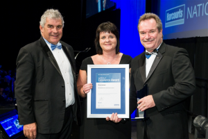 Harcourts Highland Group award
