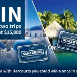COMPETITION: List with us and win the trip of a lifetime