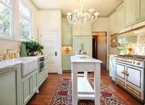 decorate kitchen rental