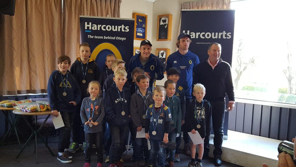 Harcourts Otago Rugby