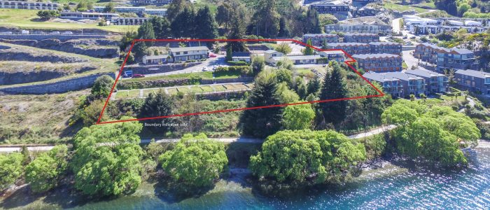 queenstown development land