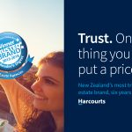 Harcourts scoop Most Trusted award for sixth year in a row