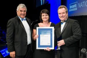 Harcourts Highland Group award