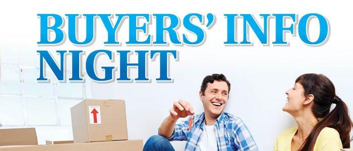 Buyers info night dunedin property