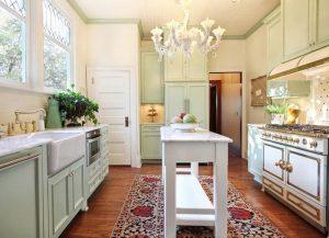 decorate kitchen rental