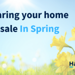 Preparing your home for sale in Spring