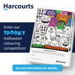 Halloween colouring competition- Alexandra