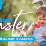 Hoppy Easter Activity Book