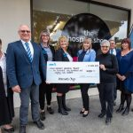 Harcourts Otago raised over $6000 in 60 minutes for Hospice